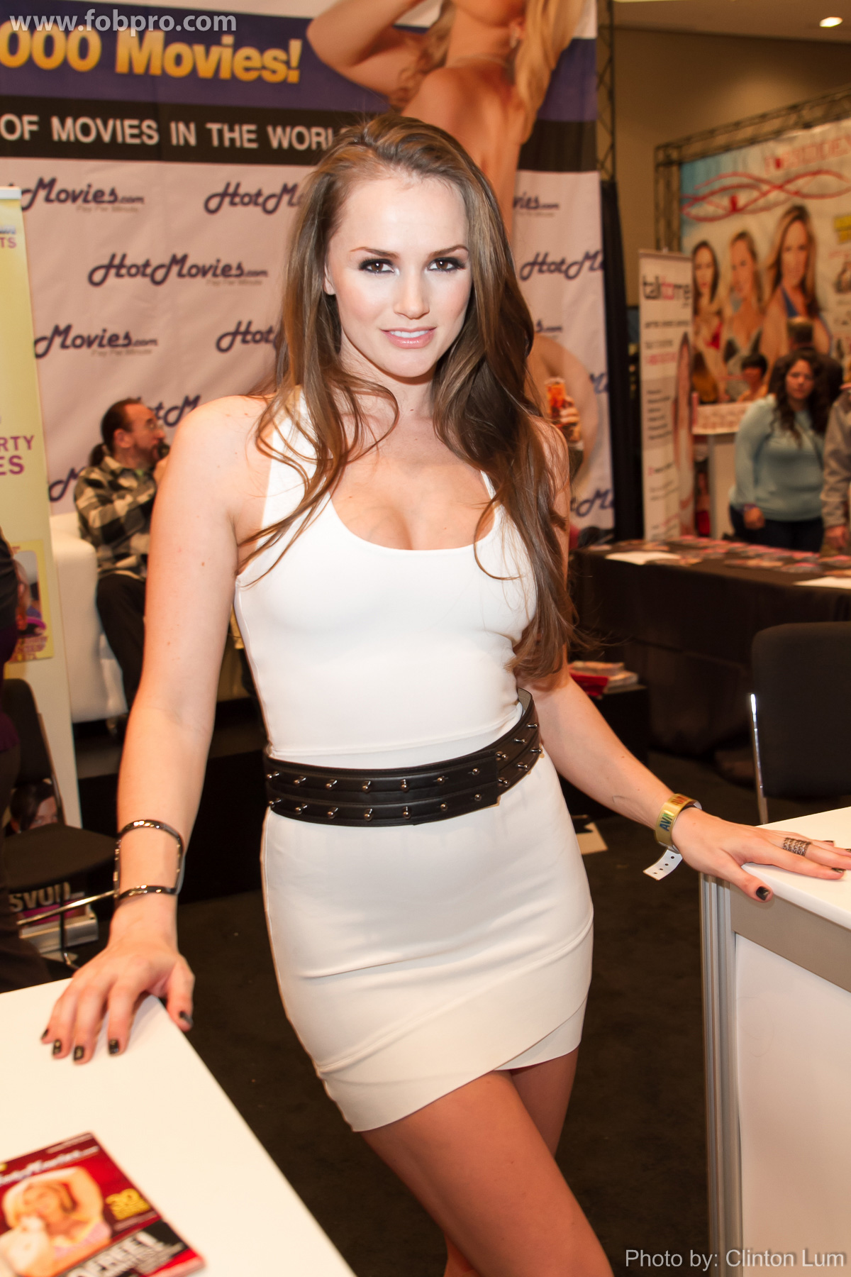 AVN Adult Entertainment Expo 2014 Day 2 (Page 9 of 17